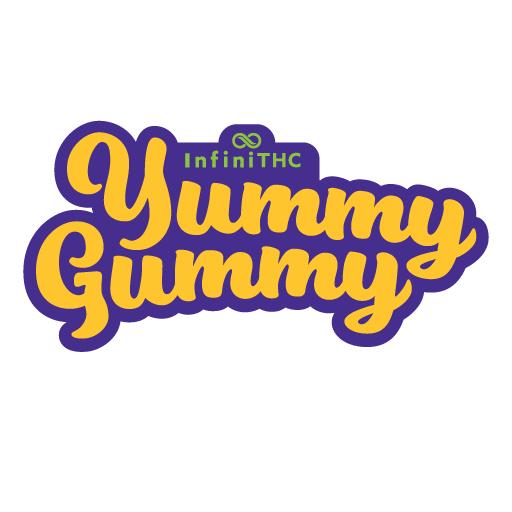 InfiniTHC Yummy Gummy Logo